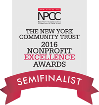 The Semifinalists for the 2016 New York Community Trust Nonprofit Excellence Awards are…