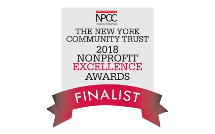 2018 New York Community Trust Nonprofit Excellence Awards Finalists Announced
