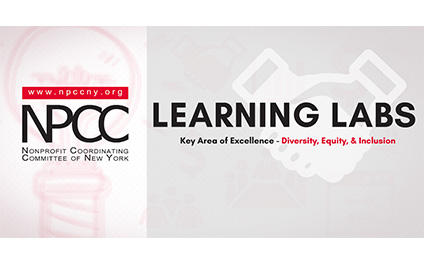 Apply for NPCC's Diversity, Equity, & Inclusion Learning Lab