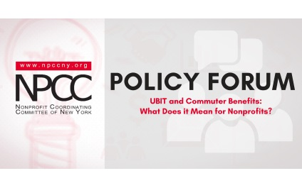 UBIT and Commuter Benefits Forum