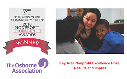Nonprofit Excellence Awards Winner Insights From The Osborne Association