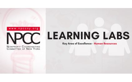 Register now for NPCC's Human Resources Learning Lab in 2019