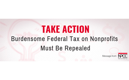 Today is Nonprofit Tax Day: Burdensome Federal Tax on Nonprofits Must Be Repealed