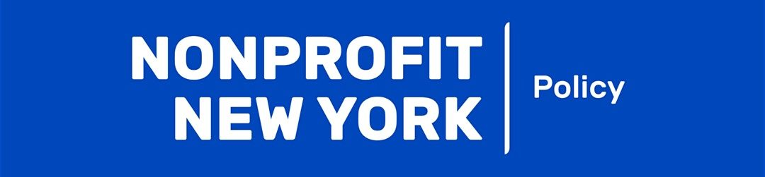 Nonprofit New York Statement on COVID Stimulus Legislation