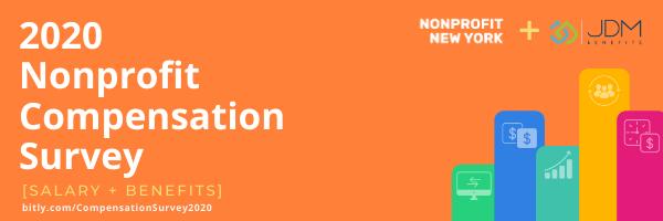Nonprofit New York Launches 2020 Compensation Survey