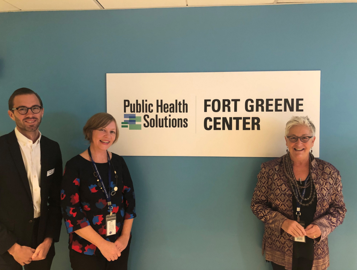 In conversation with Nonprofit New York member: Public Health Solutions